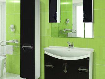 Увидеть изображение Мебель для ванной Тумба с раковиной Bellezza Лагуна 120 32695676 в Москве