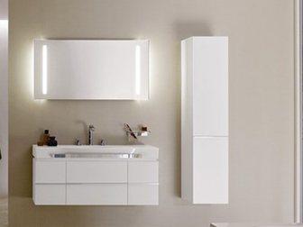 Уникальное фотографию Мебель для ванной Тумба под раковину Laufen Palace New 0130, 2 32695794 в Москве