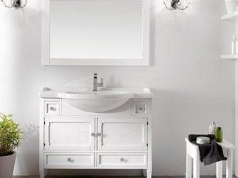 Скачать бесплатно foto Мебель для ванной Тумба с раковиной Eban Arianna 105 32695875 в Москве