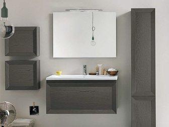 Уникальное фото Мебель для ванной Тумба с раковиной Eban Paola 100 32695957 в Москве