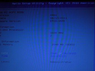 Смотреть foto Ноутбуки Продам нетбук Asus PC1215B 32725239 в Москве