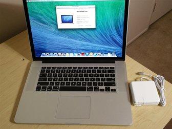 Скачать изображение  Apple MacBook Pro 15 сетчатки 32762684 в Москве