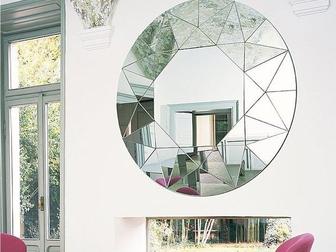 Скачать бесплатно фото Офисная мебель Зеркала (любого размера) 32768775 в Москве
