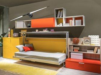 Скачать бесплатно фото Мебель для гостиной Кровать-парта 32801025 в Москве
