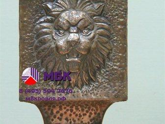 Новое фото Антиквариат, предметы искусства Изделия из меди 32810261 в Москве