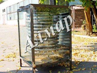 Скачать бесплатно фотографию  Стеклянный спиральный дровяной водонагреватель для бассейна 32983543 в Москве