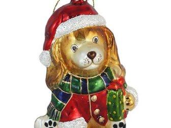 Свежее foto  Новогодние игрушки и украшения торговых марок WinterSymphony и MagicStory 33004293 в Москве