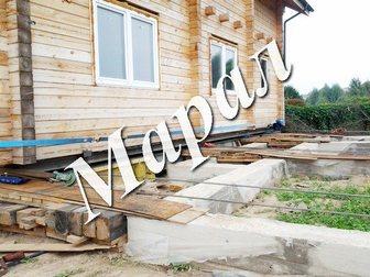 Скачать фотографию Строительство домов Нарастить цокольный этаж под готовым домом 33016685 в Москве