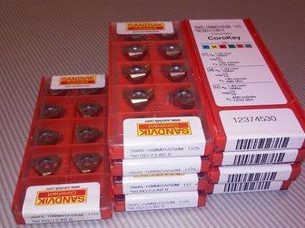Скачать изображение  Резьбовые пластины Sandvik 33046775 в Перми