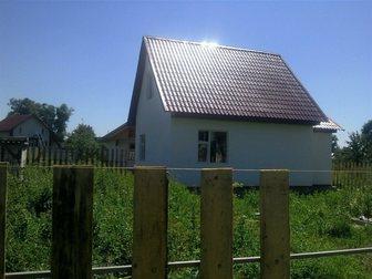 Увидеть фото  Новый дом под ПМЖ - 50 км от МКАД, Воскресенский р-н, д, Золотово 33240921 в Москве