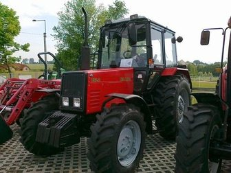 Скачать фотографию Трактор Трактор МТЗ 892, 2 Беларус 33246166 в Москве