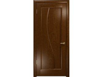 Уникальное фото  Межкомнатная дверь DIOdoors, Фрея_1, красное дерево, пг, 33258553 в Москве
