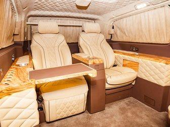 Увидеть фото Продажа новых авто Офис на колесах Mercedes-Benz Vito 33270157 в Москве
