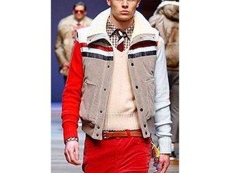 Просмотреть foto  Жилетка мужская Dolce & Gabbana 33292696 в Москве