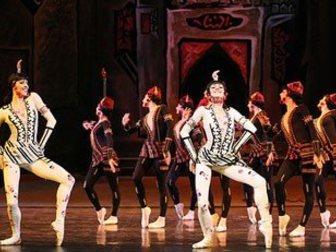 Увидеть изображение  Балет -Легенда о любви 33326609 в Москве