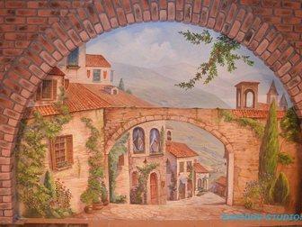 Увидеть фотографию  Профессиональная роспись стен, 3D-рисунки 33332597 в Волгограде
