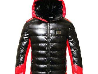 Новое фотографию Мужская одежда Зимний пуховик Dolce & Gabbana 33334889 в Москве