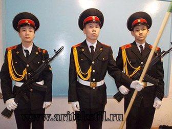 Свежее фотографию Детская одежда кадетская форма для кадетов парадная повседневняя камуфляжная пошив под заказ 33394143 в Якутске