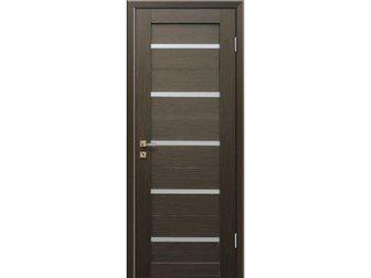 Новое фотографию  Межкомнатная дверь Profil Doors, ЭКО-шпон, коллекция 7х, венге мелинга, 33614791 в Москве