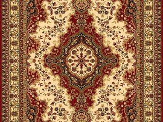 Увидеть изображение  Ковер Agnella, Isfahan, Almas amber, 33669724 в Москве