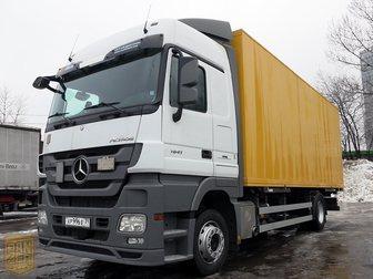 Просмотреть foto Спецтехника Аренда фургоны 33699157 в Москве