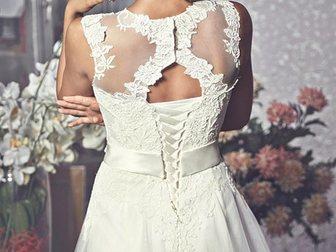 Просмотреть foto Свадебные платья НЕЖНЕЕ НЕЖНОГО платье новое 33717136 в Новосибирске