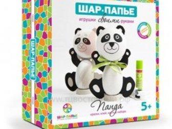 Новое foto  Детские игрушки из шар-папье от производителя 33737291 в Москве