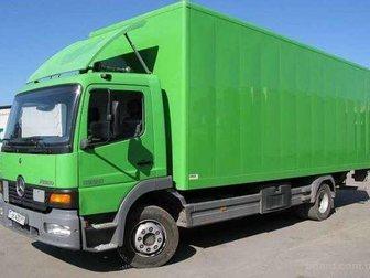 Увидеть изображение Спецтехника Аренда фургоны 33757867 в Москве