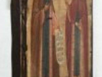 Уникальное фотографию  иконы под старину 17*24 33758293 в Москве