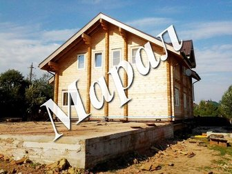 Смотреть foto Другая техника ПOДЪЕМ, ПЕРЕНОС ДОМА НАДЕЖНО, Переставим дом на новую площадку, поднять дом и залить фундамент 33788241 в Москве