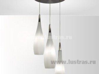 Просмотреть фото Светильники, люстры, лампы Люстры для дома и офиса - большой выбор 33802125 в Москве