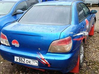 Фото Subaru Impreza Москва смотреть