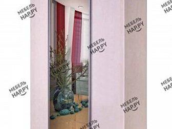Уникальное фотографию Мебель для прихожей Угловой купе Версаль 2, 1 (новый ,с доставкой) 33946045 в Москве