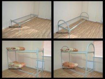 Новое изображение Строительные материалы Продаём металлические кровати эконом-класса 33980230 в Москве