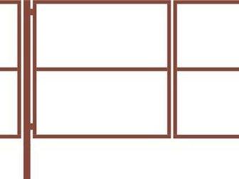 Уникальное foto Строительные материалы Продаем садовые металлические ворота от производителя 33980253 в Москве
