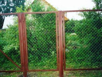 Свежее foto Строительные материалы Продаем садовые калитки от производителя 33980263 в Москве
