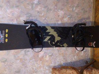 Увидеть фото  Продается хороший комплект для начинающих и продвинутых сноубордистов 34016380 в Москве