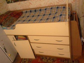 Увидеть фотографию  продам кровать-чердак 34026525 в Москве