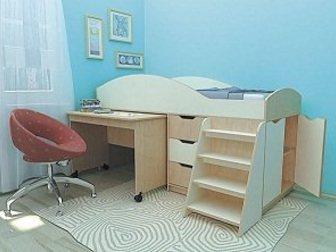 Скачать бесплатно изображение  Детская кровать, минипрограмма Караван 1, 34146821 в Москве