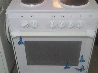 Уникальное изображение Плиты, духовки, панели Эл, плита ЗВИ, Б/у, рабочая 34152909 в Москве
