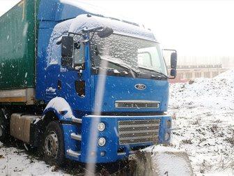 Уникальное фото Грузовые автомобили Седельный тягач Ford Cargo 1838T 2011г 34246927 в Москве