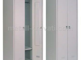 Просмотреть foto  Шкафы металлические для для раздевалок и спортивных залов 34282381 в Москве