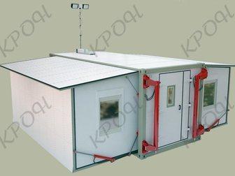 Уникальное фото  Раскладной кузов-контейнер 34418345 в Ростове-на-Дону