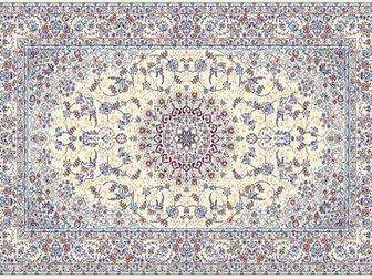 Увидеть фото  Ковёр Erdenet, Hunnu wool+viscose, 6C1101_001, 34420792 в Москве