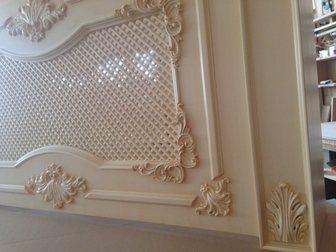 Уникальное фотографию Производство мебели на заказ Декоративные решетки на радиатор,панели на стену с резным декором на заказ 34460095 в Москве