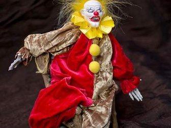 Скачать фотографию  клоун скульптура 34499178 в Москве