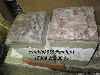 Свежее foto  Оборудование для производства теплоблоков под мрамор 34501491 в Москве