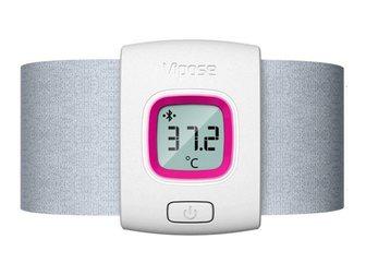 Свежее фото  Интеллектуальный термометр для детей iTherm (розовый) 34624995 в Москве