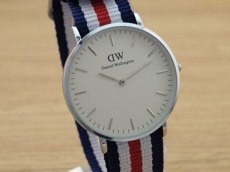 Смотреть изображение Часы Часы DW Сanterbury (серебряный корпус) 34665054 в Москве