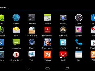 Смотреть фото Другая техника Планшет Cube Talk 7x, 1 SIM-карта, Android 4, 2, 2, 2-ядра, 1, 3 Ghz, RAM 1 Gb, 4 Gb, белый 34719234 в Москве